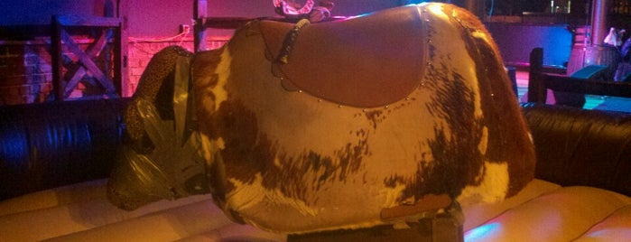 Saddle Bags is one of National Redskins Rally Bars.