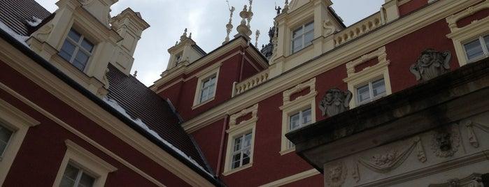 Neues Schloss is one of Burgen und Schlösser.