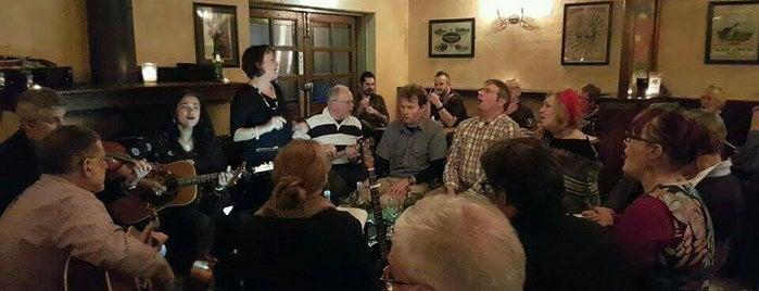 The Quiet Man Irish Pub is one of Favorite Nightlife Spots.