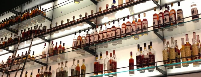 Hard Water is one of Stevenson's Favorite Whiskey Bars.