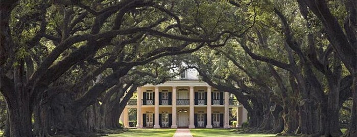 Oak Alley Plantation is one of All-Time Favourite Places.