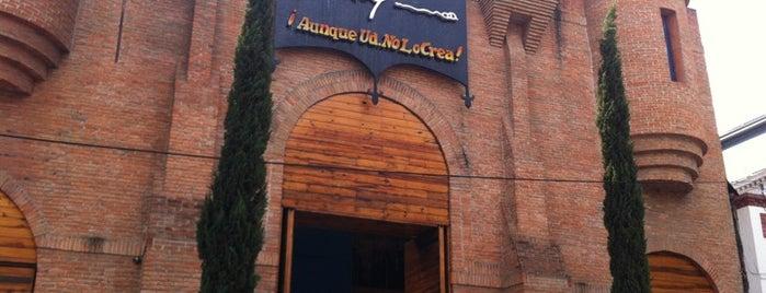 Museo Ripley is one of O que Fazer na Cd. do México.