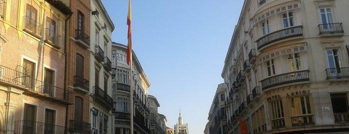 Centro Histórico de Málaga is one of Zone di Málaga da visitare.
