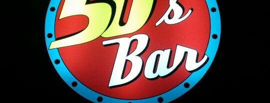 50's bar is one of FREE Wi-Fi spots in Trbovlje.