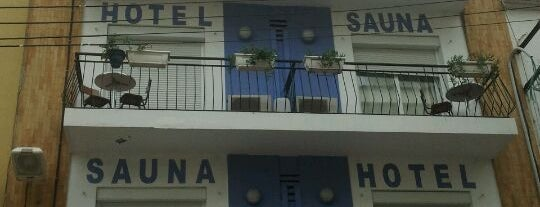 Espalter Hotel Sitges is one of BOOM Sitges.