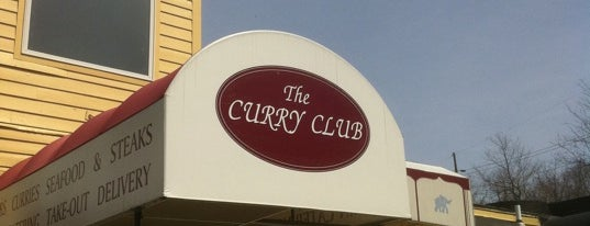 The Curry Club is one of Guide to Stony Brook's best spots.