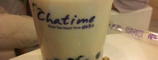 Chatime is one of Must-visit Food in Petaling Jaya.