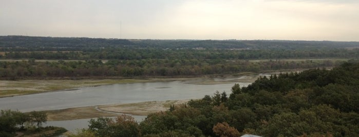 Walter Scott Jr. Observation Tower at Mahoney State Park is one of Favorite Great Outdoors.