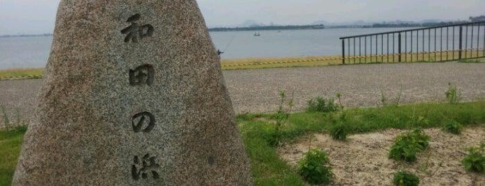大津湖岸なぎさ公園 is one of Park.
