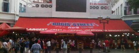 Bugis Street is one of Simply Singapore.