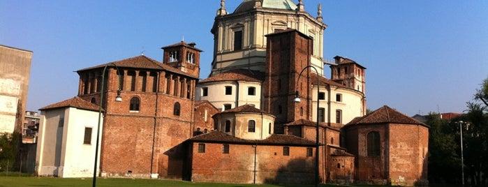 Parco delle Basiliche is one of Milan City Badge - Milano da bere.