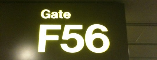 Gate F56 is one of SIN Airport Gates.