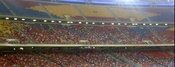 Stadium Nasional Bukit Jalil is one of Cool KL.