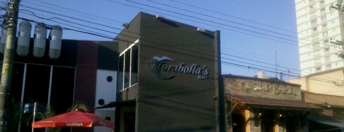 Horabolla's Bar is one of Trampo.