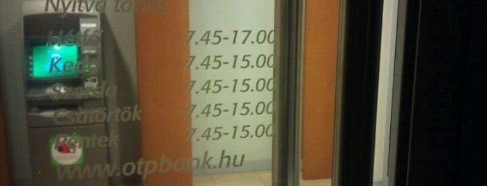 OTP Bank is one of 1.