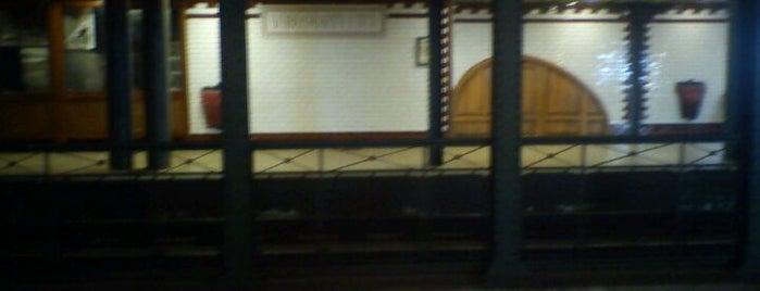 Vörösmarty utca (M1) is one of Budapesti metrómegállók.