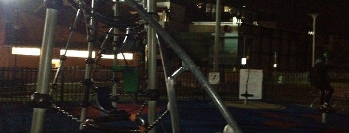 Entertainment Quarter Playground is one of The Entertainment Quarter.