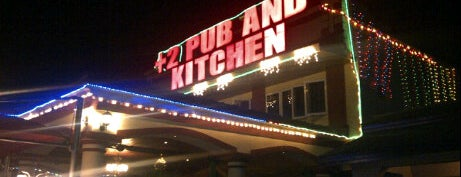 +2 Pub and Kitchen is one of Kumasi City #4sqCities.