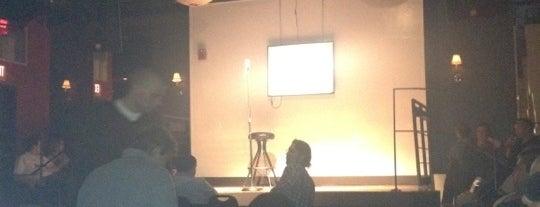 Massachusetts Comedy Venues