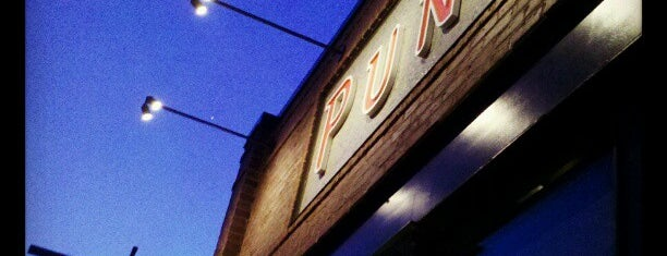 Punch Neapolitan Pizza is one of Mill City Love.