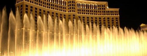 Bellagio Hotel & Casino is one of Las Vegas Entertainment.