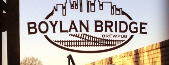 Boylan Bridge Brewpub is one of Quick Bites.