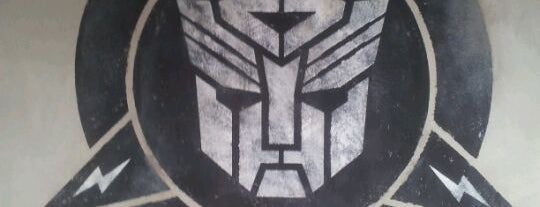 Transformers The Ride: The Ultimate 3D Battle is one of mylist.