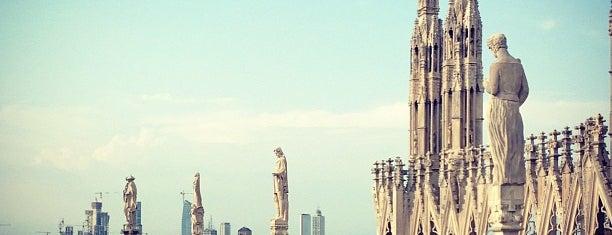 Terrazze del Duomo is one of 101Cose da fare a Milano almeno 1 volta nella vita.