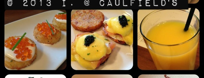 Caulfield's is one of Los Angeles City Guide.