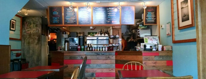Coco's Café is one of World Coffee Places.