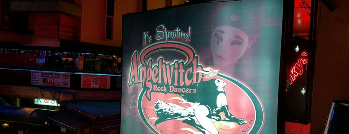 Angelwitch is one of All Bars & Clubs: TalkBangkok.com.