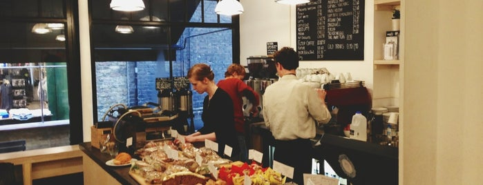 Department of Coffee and Social Affairs is one of Breakfast spots in Soho (and nearby).
