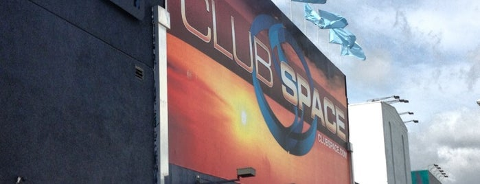 Club Space is one of Jersey Shore Cast Hottest Clubs List.