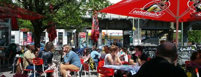 Südblock is one of Berlin Kreuzberg Bars.