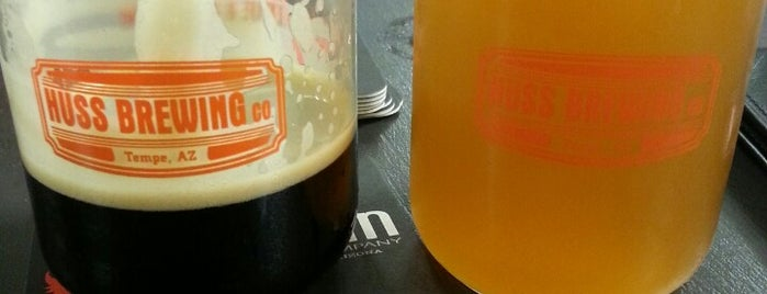 Huss Brewing Company is one of Beer in Phoenix.