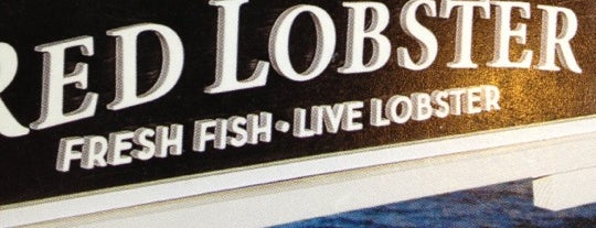 Red Lobster is one of Top 10 restaurants when money is no object.