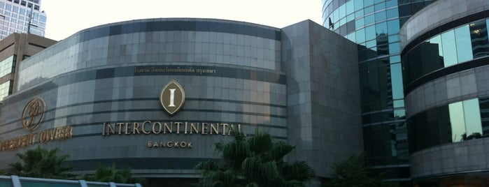 InterContinental Bangkok is one of Hotel.