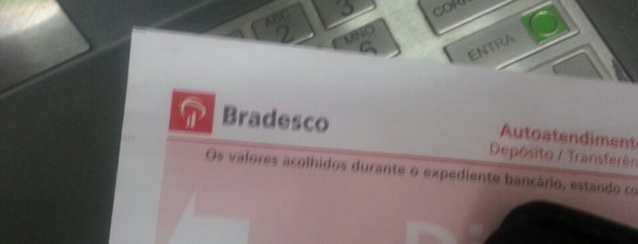 Bradesco is one of Pontos Turisticos Essenciais Goiania.