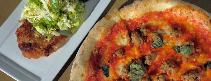 Hersh's Pizza & Drinks is one of Baltimore Sun's 100 Best Restaurants (2012).