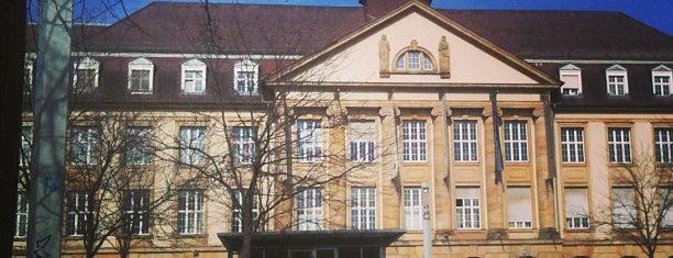Karlsruhe is one of Buddy Bars.