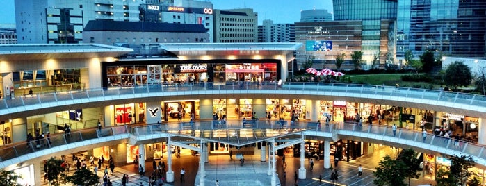 LAZONA is one of 遊び場所.