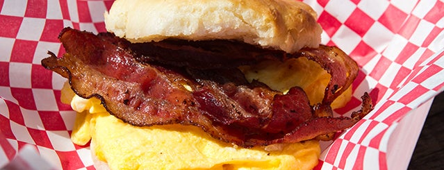 Mountain Biscuits is one of Dan's Favorite Diners, Dives, and Drive-ins.
