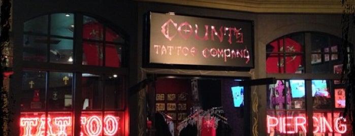 Las vegas for Tattoo shops on the vegas strip