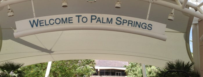 Palm Springs International Airport (PSP) is one of Airports.