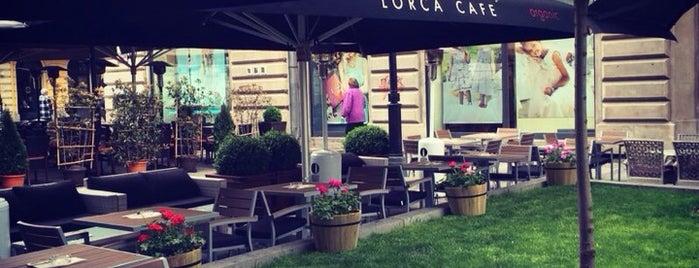 LORCA Organic Cafe is one of bar in belgrade.