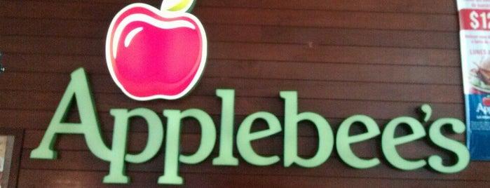 Applebee's is one of Acapulco.