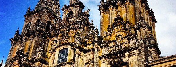 Catedral de Santiago de Compostela is one of 1,000 Places to See Before You Die - Part 2.