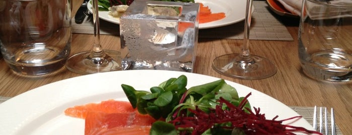 Verru is one of London Restaurants.