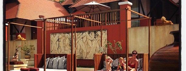 Renaissance Koh Samui Resort & Spa is one of Ren.