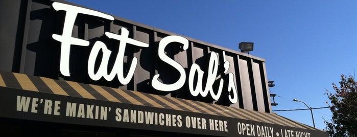 Fat Sal's is one of LA's Best Hamburgers.